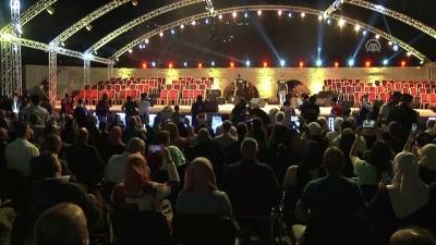 isgal - Filistin'de 80 çifte toplu düğün - NABLUS