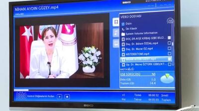 Hastalara ameliyat öncesi videolu bilgilendirme - ANKARA