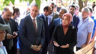 Kamu Başdenetçisi Şeref Malkoç: 'Burada yapılan hizmetleri görmek hem de terörle mücadelede duyduklarımızı yerinde izlemek için Tunceli'deyiz'