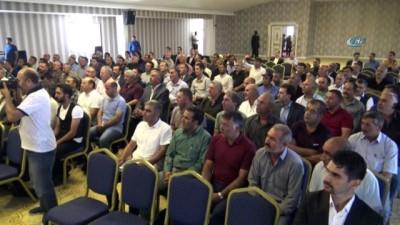 Kars'ta 'Çalışma Hayatındaki Güncel Gelişmeler' eğitim semineri düzenlendi