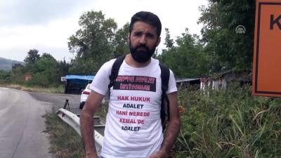Kılıçdaroğlu'nun istifa etmesi için yürüyor - SAKARYA