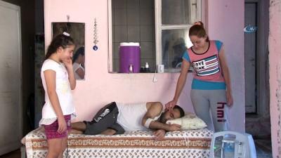 Lösemi hastası baba yardım bekliyor