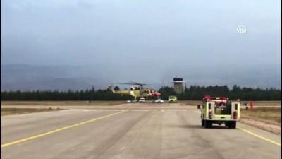 Özgün helikopter ilk uçuşunu gerçekleştirdi - ANKARA