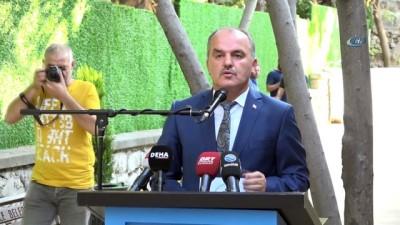 Pamukkale Belediyesi'nin yeni meclis salonu törenle açıldı