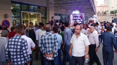 Siirt'te tarım aracı devrildi: 2 ölü, 9 yaralı