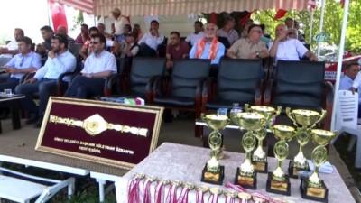 Simav'da 86'ıncı geleneksel yağlı güreş turnuvası