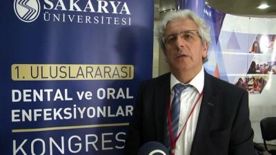 1. Uluslararası Dental ve Oral Enfeksiyonlar Kongresi - SAKARYA