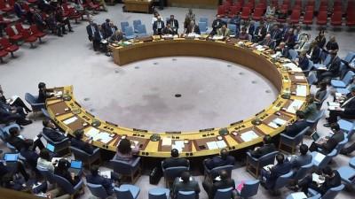 BMGK'de 'Suriye'de kimyasal silah' tartışması - NEW YORK
