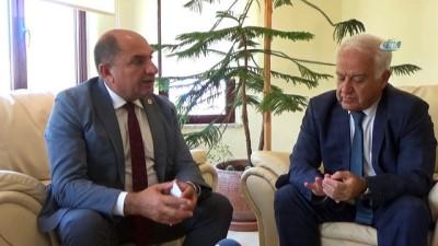 """CHP'li heyete YTSO başkanından sitem:""""Kepenk kapattı, adam çıkardı diyerek motivasyonu bozarsak hepimiz batarız"""""""