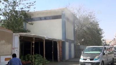 Cizre'de trafo yangını - ŞIRNAK