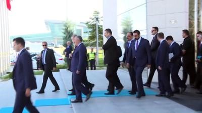 Cumhurbaşkanı Erdoğan İran'a gitti - ANKARA