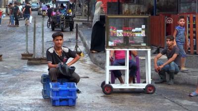 'Gazze açık hava hapishanesinde' yaşam - GAZZE