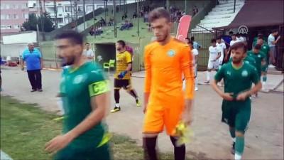 Irak ekibiyle hazırlık maçı - BALIKESİR