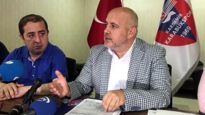 Kardemir Karabükspor'da yeniden kongre sesleri - KARABÜK