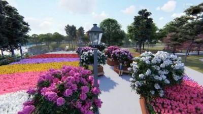Muradiye Şelalesi çevresiyle de ziyaretçilerini büyüleyecek (2) - VAN