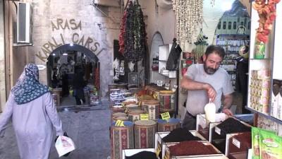 Tarihi şehrin baharat kokan çarşısı - MARDİN