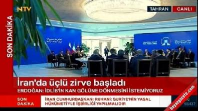 recep tayyip erdogan - Tarihi zirvede Başkan Erdoğan'ın konuşması