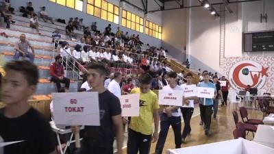 Türkiye Ferdi Halter Şampiyonası - NİĞDE