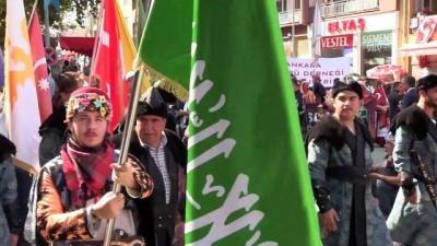 737. Söğüt Ertuğrul Gazi'yi Anma ve Yörük Şenlikleri - BİLECİK
