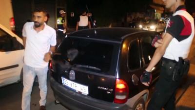 Adana'da hava destekli 'huzur ve güven' uygulaması