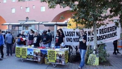 asiri sagci - Avusturya'da aşırı sağ karşıtı gösteri - VİYANA