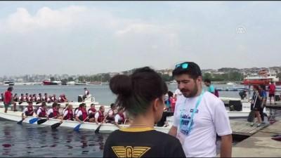 telefon dolandiriciligi - 'Çalışkan polisler' su sporları festivaline katıldı - İSTANBUL