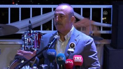 Çavuşoğlu: ''Bu saldırıların arkasında sadece ABD var dersek aldanırız'' - ANTALYA