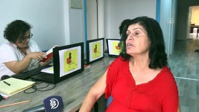 """Engelli kadınlardan """"engelsiz haber ağı"""" (2) - ANKARA"""