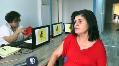 """Engelli kadınlardan """"engelsiz haber ağı"""" (2)- ANKARA"""