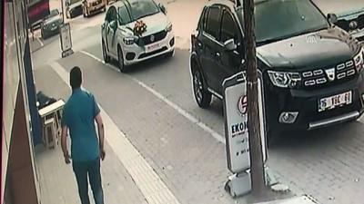 gelin arabasi - 'Gelin arabası'yla soygun girişimi (2) - BURSA