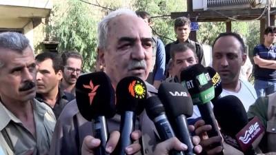 İran Erbil'deki İKDP kampını vurdu: 16 ölü, 40 yaralı - ERBİL