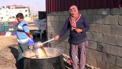 İslahiye'de üzüm pekmezi zamanı - GAZİANTEP