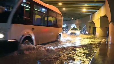 İstanbul'da kuvvetli yağış (2)