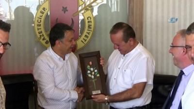 """Kuzey Kıbrıs Türk Cumhuriyeti Turizm ve Çevre Bakanı Fikri Ataoğlu: """" Akdeniz'deki Doğalgaz arama hakkı Kıbrıs'ın genelini kapsayan bir haktır"""""""
