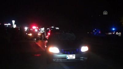 Otomobilin çarptığı yaya ağır yaralandı - BARTIN
