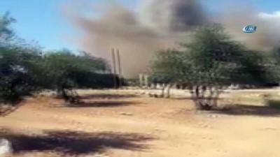 - Rusya Savaş Uçakları Hama Ve İdlib'i Bombaladı