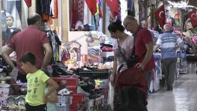 Selimiye'nin gelir kapısı 'Arasta Çarşısı' - EDİRNE