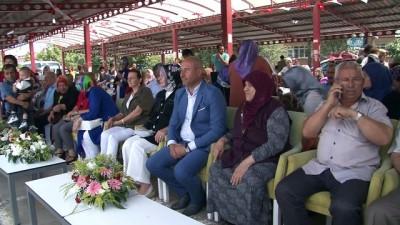 Tekkeköy'de 250 çocuk erkekliğe ilk adımı attı