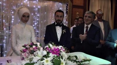 11. Cumhurbaşkanı Gül, nikah şahitliği yaptı - KARS