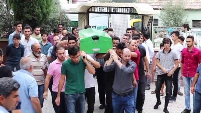Aksaray'da yolcu otobüsünün devrilmesi - OSMANİYE