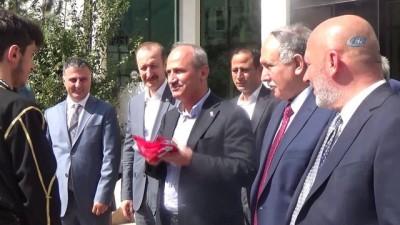 Bakan Turhan: 'Ulaşım alanında gerçekleştirilen her yatırım Türkiye'nin ve Artvin'in ekonomik kalkınmasına katkı sağlar'