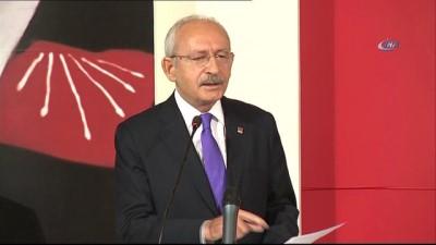 - Kılıçdaroğlu: 'Bu ülkeye sosyal demokrasi anlayışını ve kültürünü getiren kadrolarda CHP'li kadrolardır'