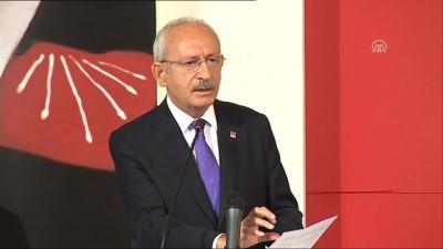 Kılıçdaroğlu: 'Üreten ülke güçlüdür' - ANKARA