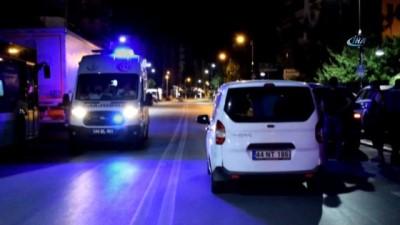 Silahla yaraladıkları kişiyi kaçırmaya çalışan şahıslar yakalandı