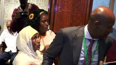 Sürgündeki Etiyopyalı muhalif ülkesine döndü - ADDİS ABABA