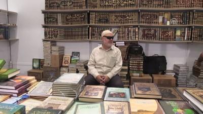 Suriyeli profesör, el yazmalarını yeniden kaleme aldı - İSTANBUL