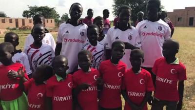 Türkiye'den gönül coğrafyasına forma - İSTANBUL