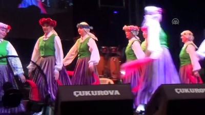 'Uluslararası Kızkalesi Turizm Festivali' başladı - MERSİN