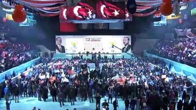 AK Parti Ankara Aday Tanıtım Toplantısı - ANKARA