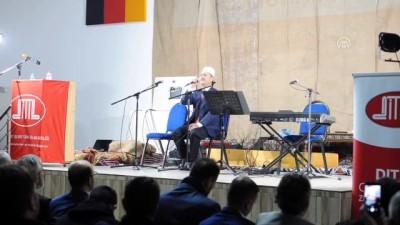 Almanya'da 'Mekke'nin fethi' etkinliği - KÖLN
